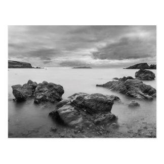 Carte Postale Paysage sur Shetland occidental