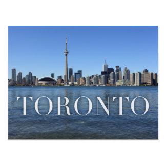Carte Postale paysage urbain de Toronto