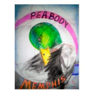 Carte Postale Peabody Memphis