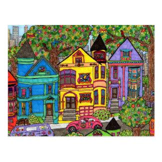 Carte Postale Peacetown