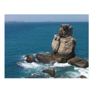 Carte Postale Peniche, Portugal