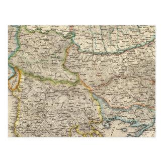 Carte Postale Péninsule balkanique, Turquie 2