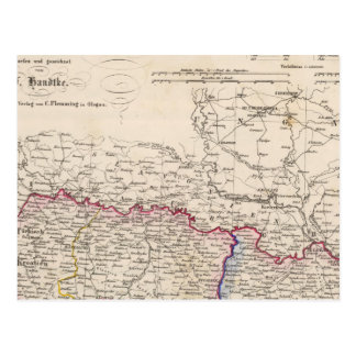 Carte Postale Péninsule balkanique, Turquie, Bosnie