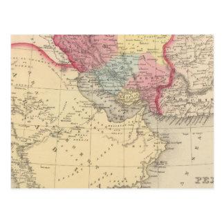 Carte Postale Perse, Arabie 2