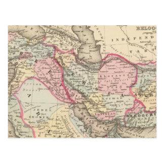 Carte Postale Perse, Arabie, Turquie, Afghanistan, Beloochistan