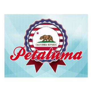 Carte Postale Petaluma, CA