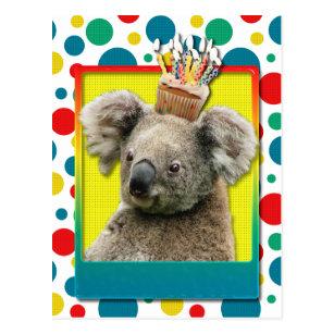 Cartes Koala Cadeaux Danniversaire Zazzlefr