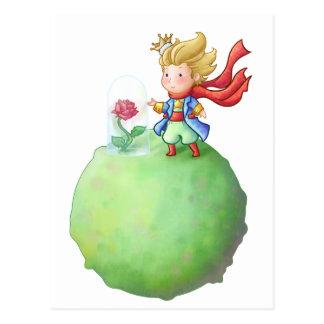 Carte Postale Petit Prince