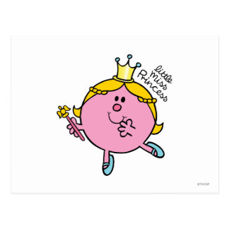 Carte Postale Petit Scepter royal de Mlle le princesse |