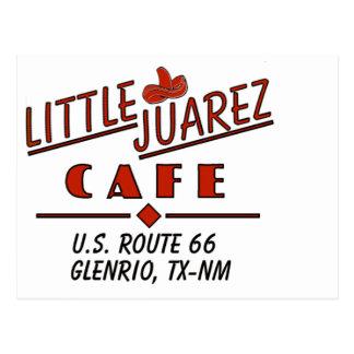 Carte Postale Petit sombrero de café de Juarez
