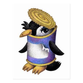 Carte Postale Peut le pingouin