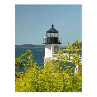 Carte Postale Phare 12 du Maine