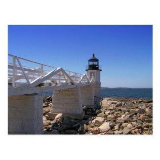 Carte Postale Phare 14 du Maine