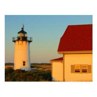Carte Postale Phare Cape Cod de point de course