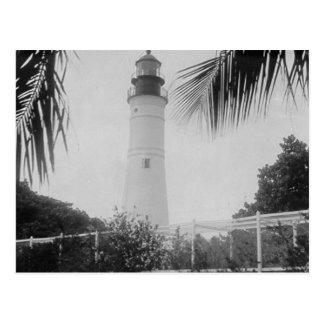 Carte Postale Phare de Key West