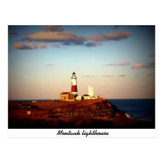 Carte Postale Phare de Montauk