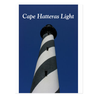 Carte Postale Phare du Cap Hatteras