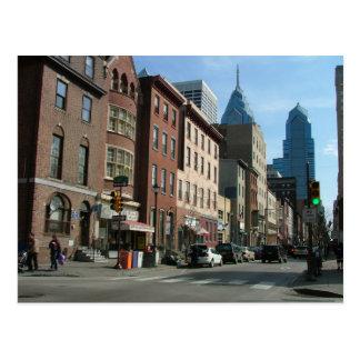 Carte Postale Philadelphie