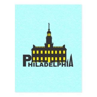 Carte Postale Philadelphie 1