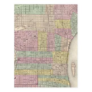 Carte Postale Philadelphie 2