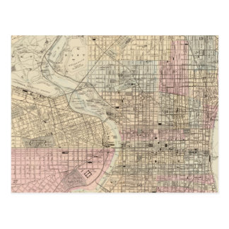 Carte Postale Philadelphie, Camden 2