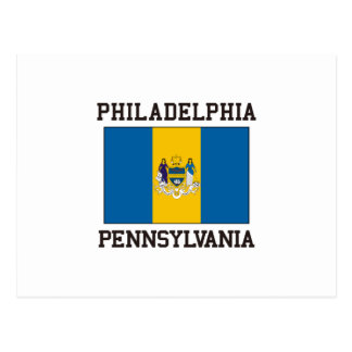 Carte Postale Philadelphie Pennsylvanie