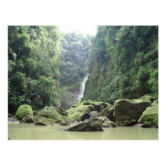 Carte Postale Philippines - Pagsanjan Falls - Luzon