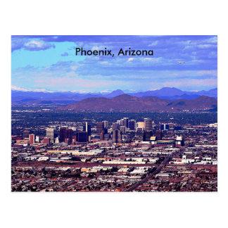 Carte Postale Phoenix, Arizona Skycape pendant la journée