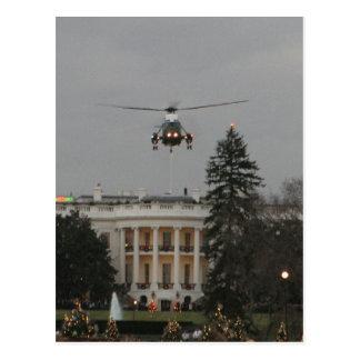Carte Postale Photo de la Maison Blanche