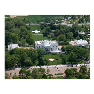 Carte Postale Photographie aérienne de la Maison Blanche