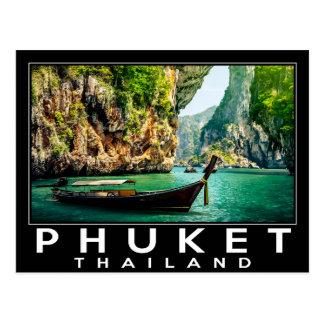 Carte Postale Phuket Thaïlande