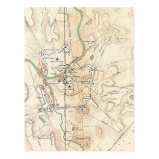 Carte Postale Pi Rosecrans, Tenn