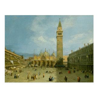 Carte Postale Piazza San Marco