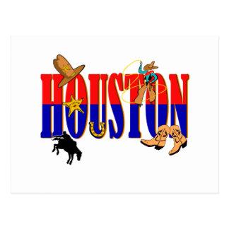 Carte Postale PICS de Houston