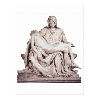 Carte Postale Pieta