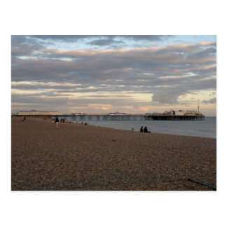 Carte Postale Pilier de Brighton
