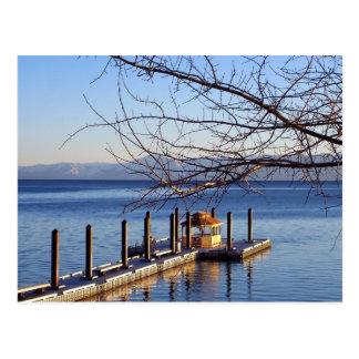 Carte Postale Pilier de Tahoe