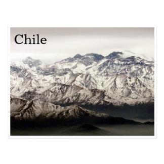 Carte Postale piment des Andes
