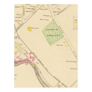 Carte Postale Pinte de Douvres, salle 4