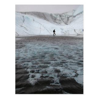 Carte Postale Piscine glaciaire