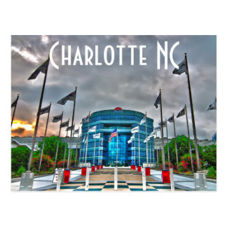 Carte Postale Piste de lowes de Charlotte OR
