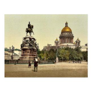 Carte Postale Placez Marie, classique Photoc de St Petersburg,
