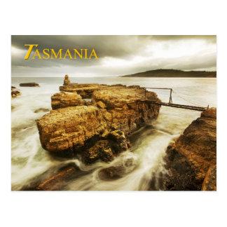 Carte Postale Plage de Clifton, Tasmanie, Australie