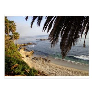 Carte Postale plage de Laguna