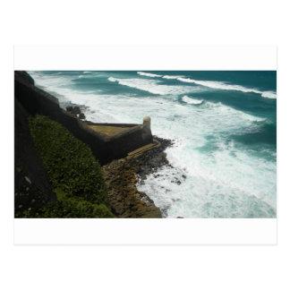 Carte Postale Plage de San Juan