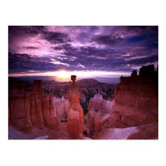 Carte Postale Plaine de marteau de Thors de parc national de