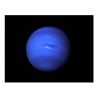 Carte Postale Planète de la NASA de Neptune