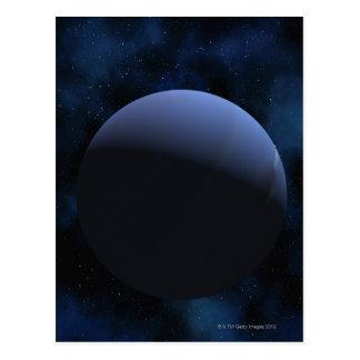 Carte Postale Planète de Neptune