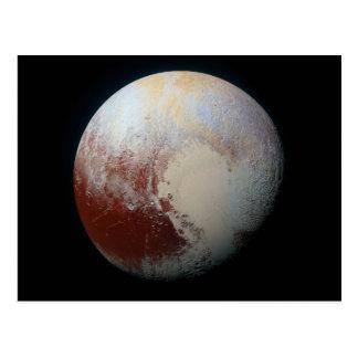 Carte Postale Planète naine Pluton