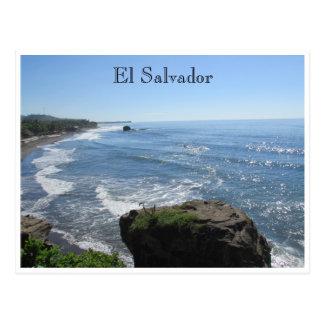 Carte Postale playa de tunco d'EL